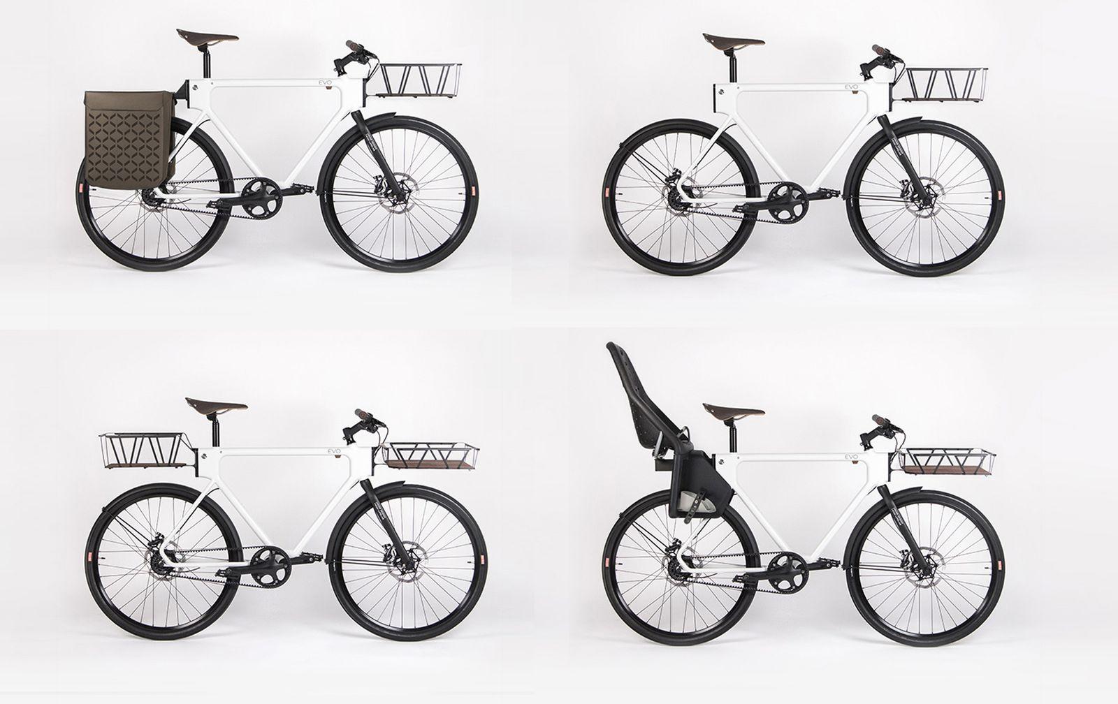Evo San Francisco: Huge Design x 4130 Cycle Works