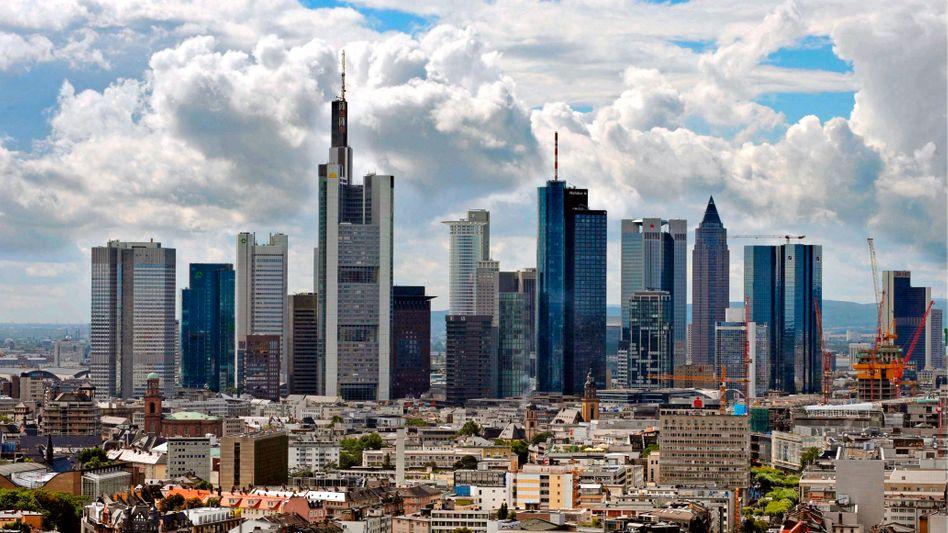 Skyline von Frankfurt: Der bürokratische Aufwand ist zu hoch