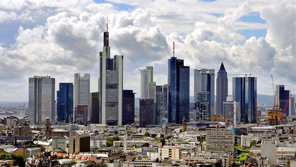 Deutsche Banken: Ihr Anteil an der Griechenlandhilfe wird sich wohl mehr als halbieren