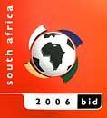 Südafrika hat viel Hoffnung auf den Zuschlag für die WM 2006 gesetzt
