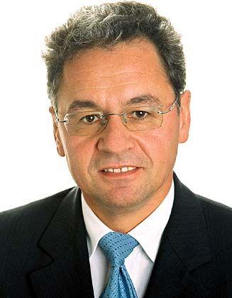 Spart nicht mit Kritik an EADS: Finanzchef Ring