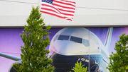 Boeings Auftragseingang - Null