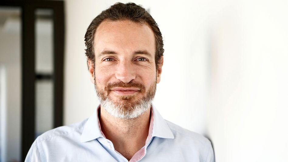 Erfahren in Sachen Regulierung: Gründer Maximilian Tayenthal ist nun Co-Chef der N26