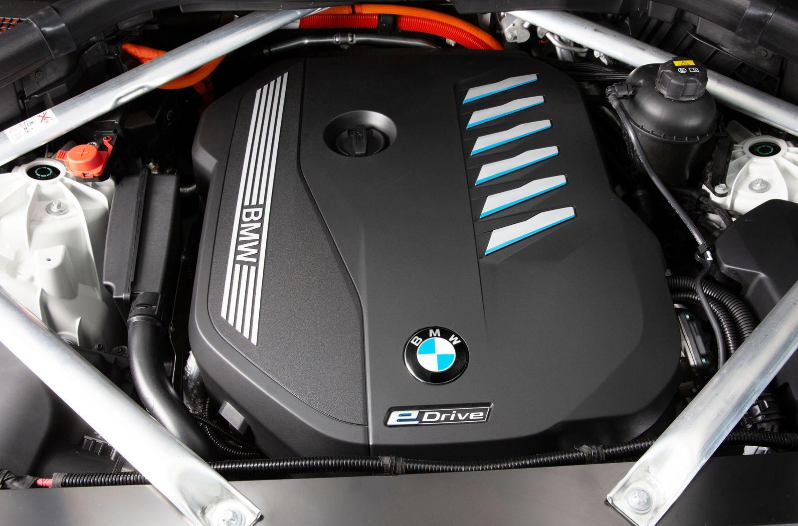 BMW X5 Plug in Hybrid / Motor