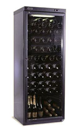 Chambrair-Lagerschrank CTS: Hält Weine in idealer Trinktemperatur