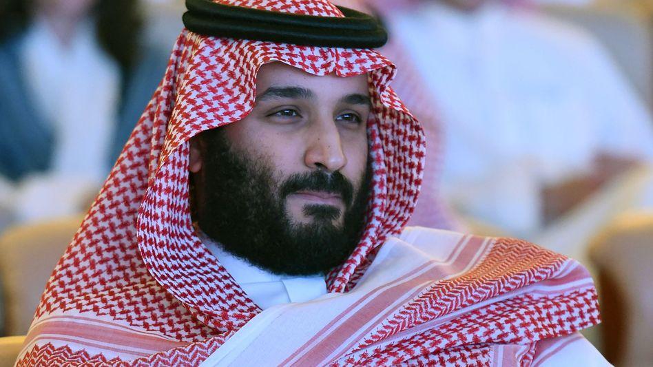 Prinz Salman: Auf Donald Trump kann er sich verlassen