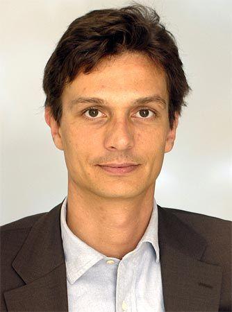 Kronprinz I: Steffen Hengstenberg, zuständig für Auslandsgeschäft und Öffentlichkeitsarbeit