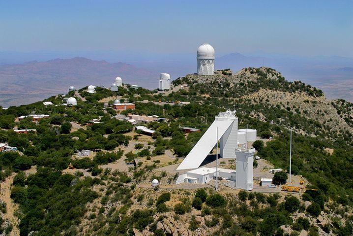 In Arizona werden Astronomen-Träume wahr