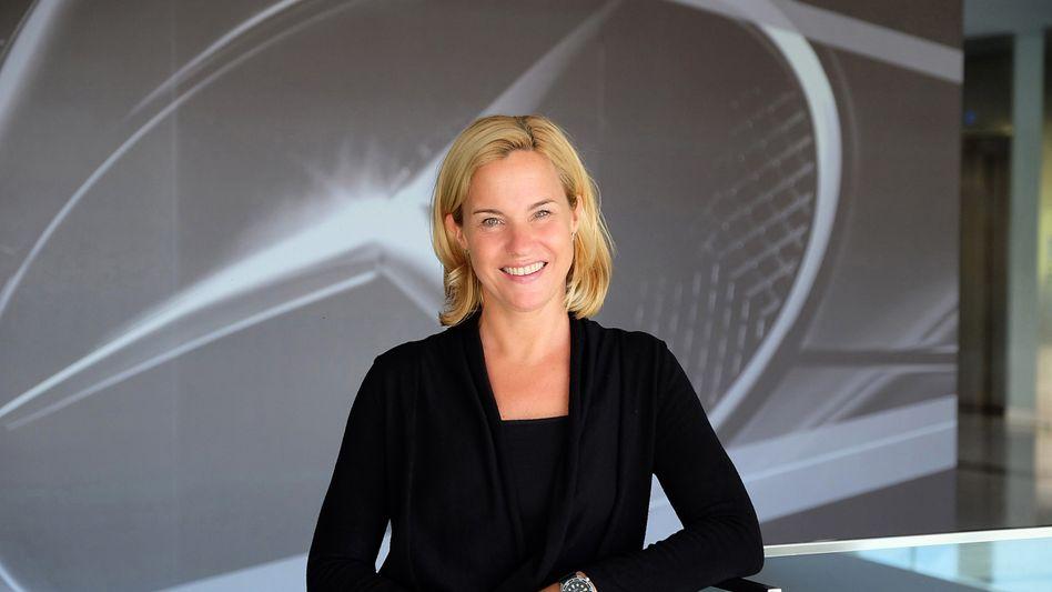 Britta Seeger: Die Neue im Daimler-Vorstand