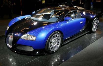 Autofahren mit Klangkunst: Burmester hat für den Bugatti Veyron das Soundsystem entwickelt