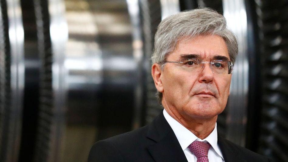 Mischt sich immer öfter auch in politische Fragen ein: Siemens-Chef Joe Kaeser