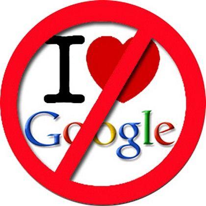 Kampagnen-Logo: Schluss mit der Liebe