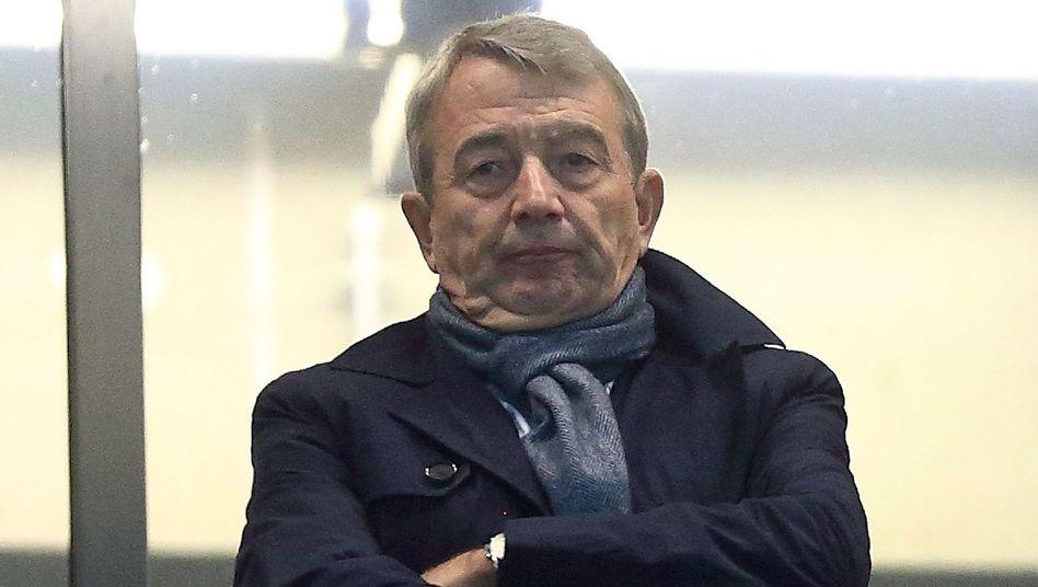 """DFB-Präsident Wolfgang Niersbach: """"Definitiv keine Schwarzen Kassen"""""""