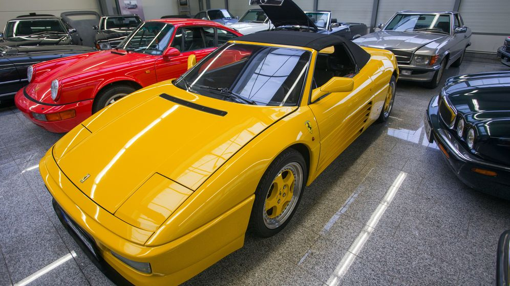 Zehn Ikonen: Diese Auto-Klassiker sind jetzt Oldtimer