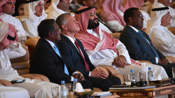 Nach Absagen wegen Fall Khashoggi: Wer noch sein Gesicht beim Saudi-Davos zeigt