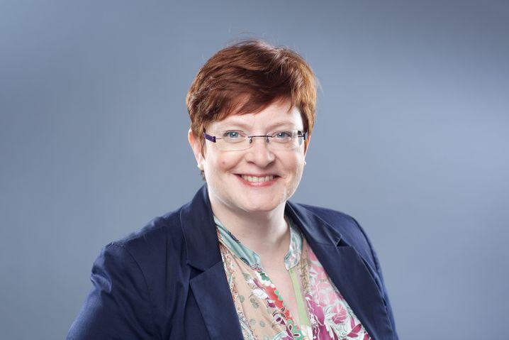 Verteidigt Aufruf zur Arbeitsniederlegung: Christine Behle, stellvertretende AR-Chefin der Lufthansa