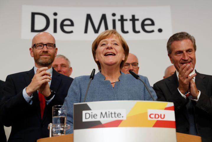 """""""Unter einer CDU-Regierung hat der Dax stets größere Kursgewinne erzielt als unter der SPD"""""""