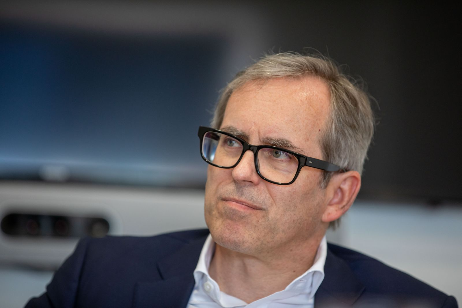 Mülheim - Interview mit Tengelmann-Chef Christian Haub über den Sozialplan für die Zentrale