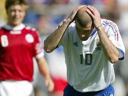 Am Boden: Das Ausscheiden Frankreichs bei der WM drückte den Kurs von TF1