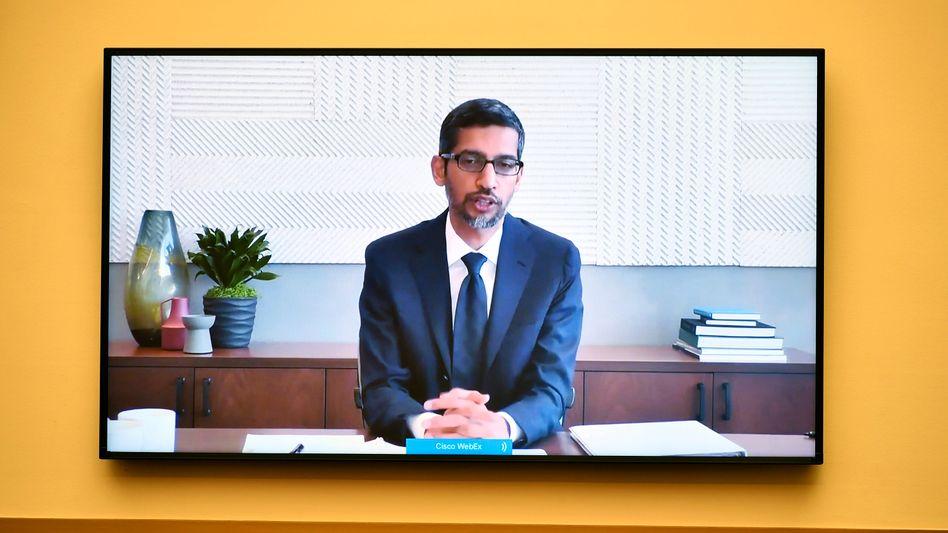 Spannender Versuch: Google-Chef Sundar Pichai stellt die Belegschaft auf ein hybrides Modell aus Büro- und Heimarbeitstagen ein