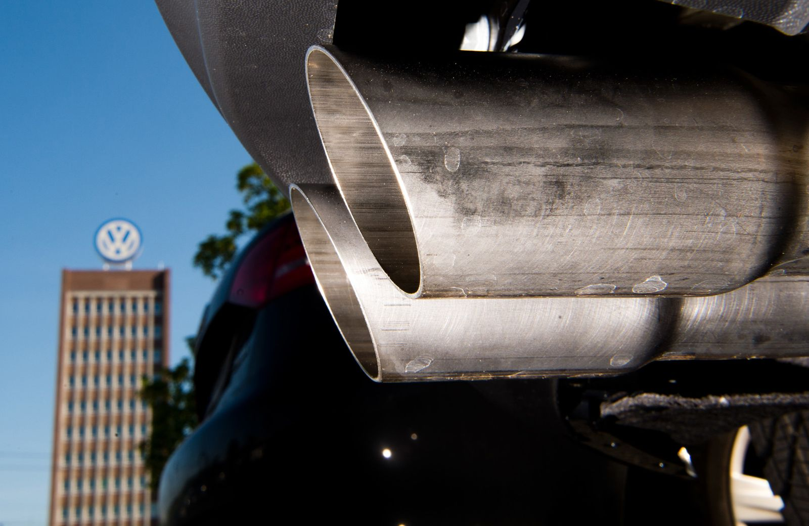 Abgasuntersuchung / Dieselfahrzeug
