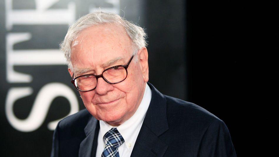 """Warren Buffett: """"Ich sehe super Möglichkeiten in Europa"""""""