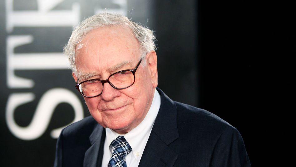 Warren Buffett: Nase vorn im Investoren-Rennen