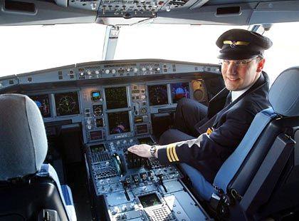Lufthansa-Pilot: Das Unternehmen verlangt einen Beitrag zum Sparprogramm