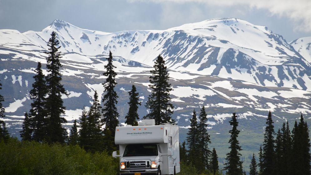Die doppelte Freiheit: Mit dem Wohnmobil durch Alaska