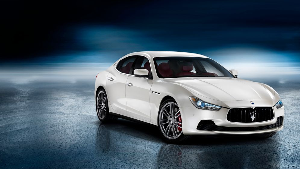 Autotest: Unterwegs im Maserati Ghibli