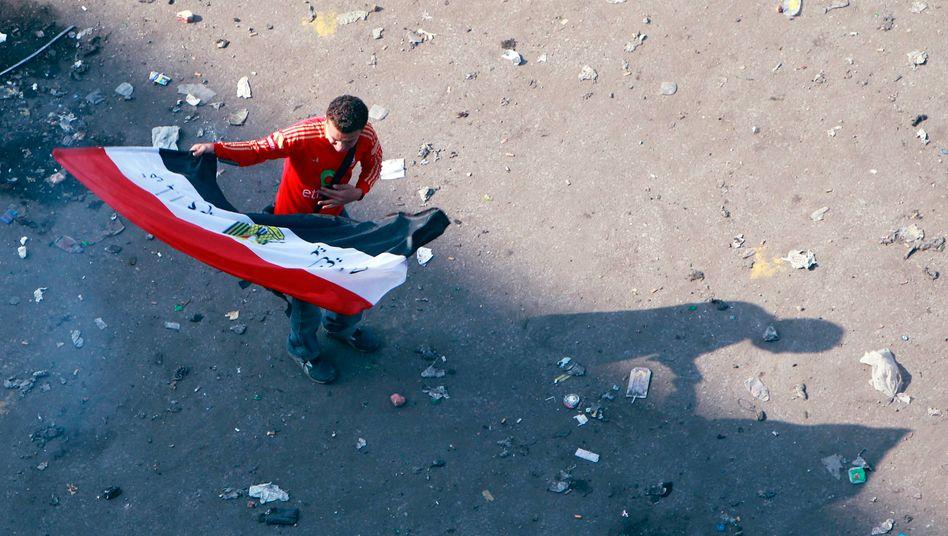 Krise in Ägypten: Kabinett will nicht mehr weiterregieren