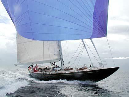 """Windfang: Der 46-Meter-Schoner """"Windrose"""""""
