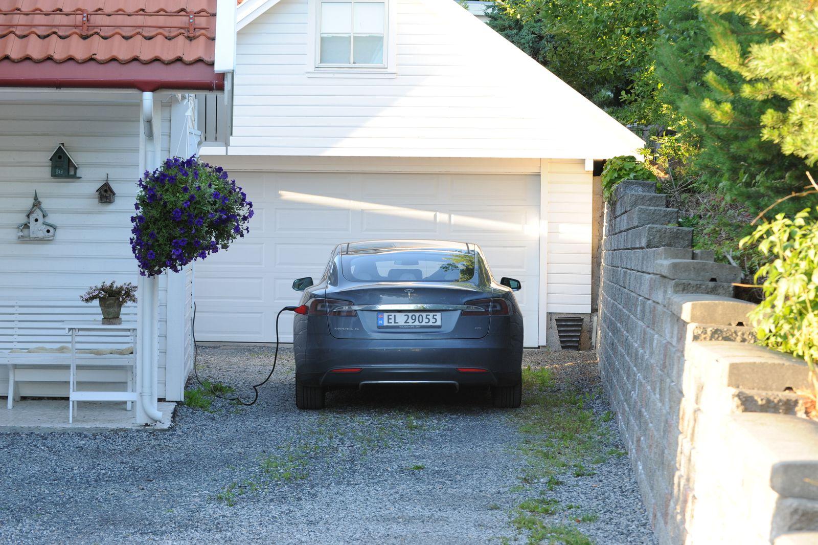 Elektroauto in Norwegen