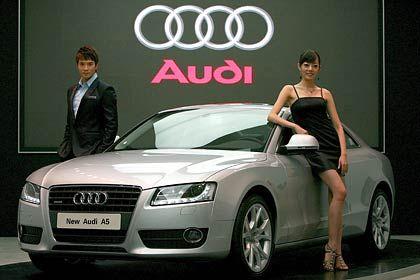 Trotzte dem Abwärtstrend: Audi verkaufte im Vorjahr mehr als eine Million Autos