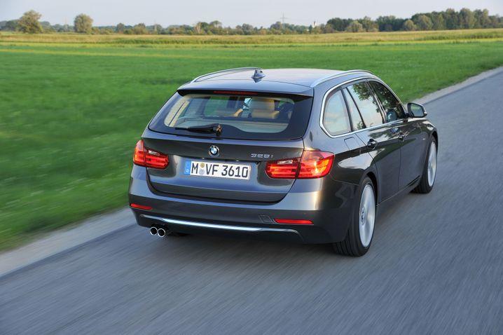 BMW 3er: Der Mittelklasse-Bayer bleibt trotz kleiner Formschwäche in den Top 10