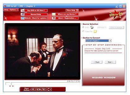 DVDtoGo 2.9.9: DVD-Filme mobil auf dem Blackberry schauen
