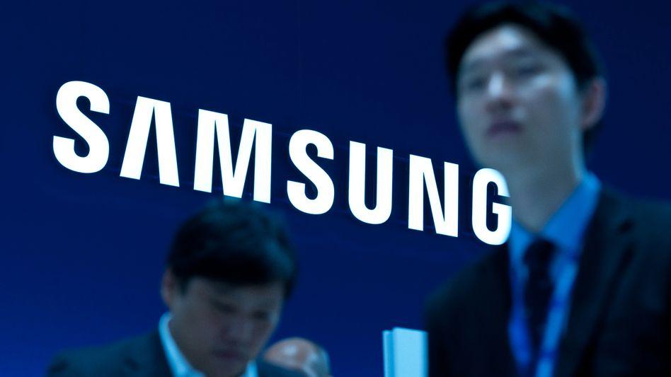 Samsung: Gewinn um 60 Prozent gesunken