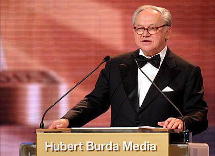 Hubert Burda übergibt den Vorstandsvorsitz zum 1. Januar an ...