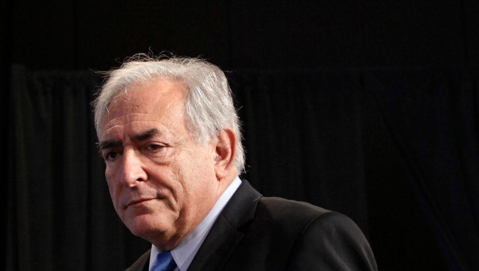 """Ex-IWF-Chef Dominique Strauss-Kahn: """"Ich weiß, was er mir angetan hat"""""""