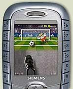 Zur Fußball-WM life: TV auf dem Handy