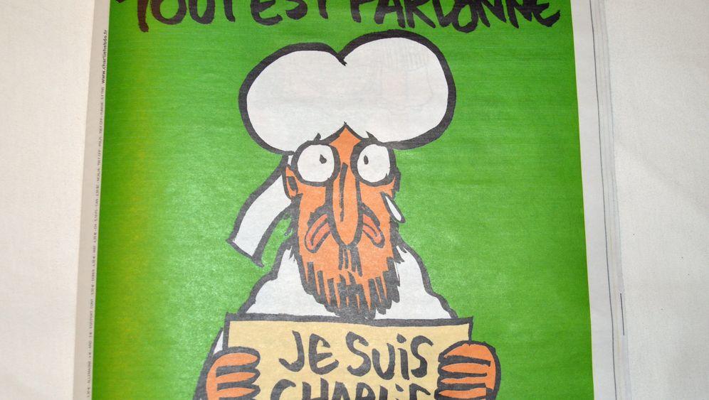 Riesenansturm Auf Charlie Hebdo Zeitung Spottet Uber Attentater Manager Magazin