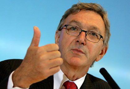 Ungeduldig: Konzernchef Mayrhuber macht Druck bei der Sanierung der AUA