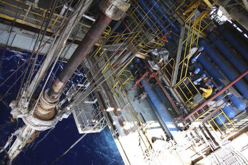 Bohrinsel: Vor der Südostküste Zyperns lagern beträchtliche Gasreserven