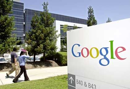 Heiß ersehnt: Anleger warten auf Google