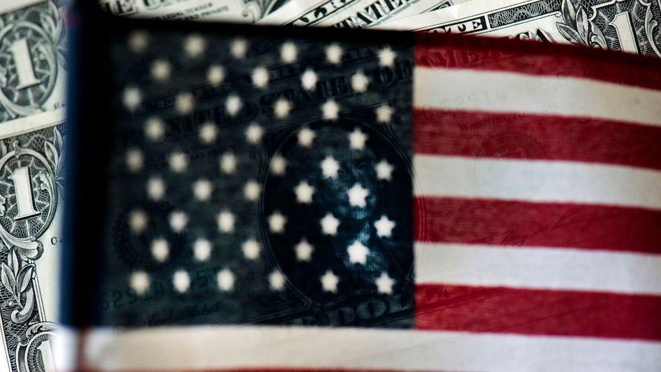 Weniger Kaufkraft: Bei einer Inflationsrate von 5,4 bekommen die US-Bürger deutlich weniger für ihr hart erarbeitetes Geld