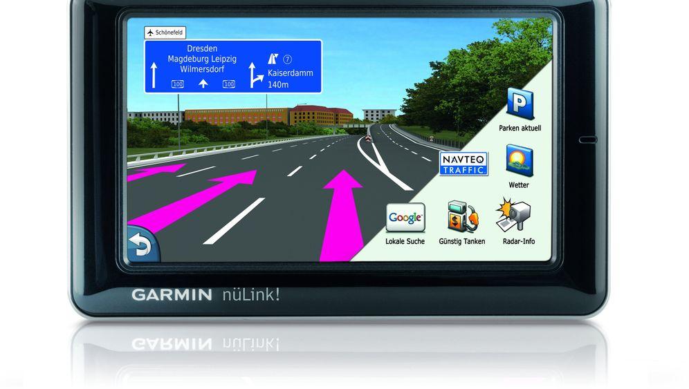 Navis: Drei Geräte mit Internet