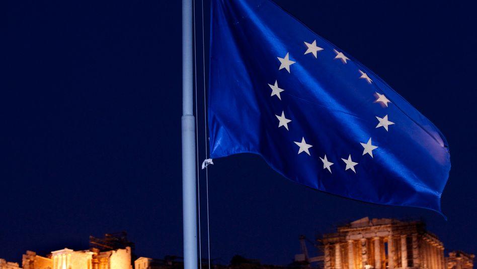 Hoffnung für Athen: Die Euro-Gruppe will den Hellenen Sparaufschub geben