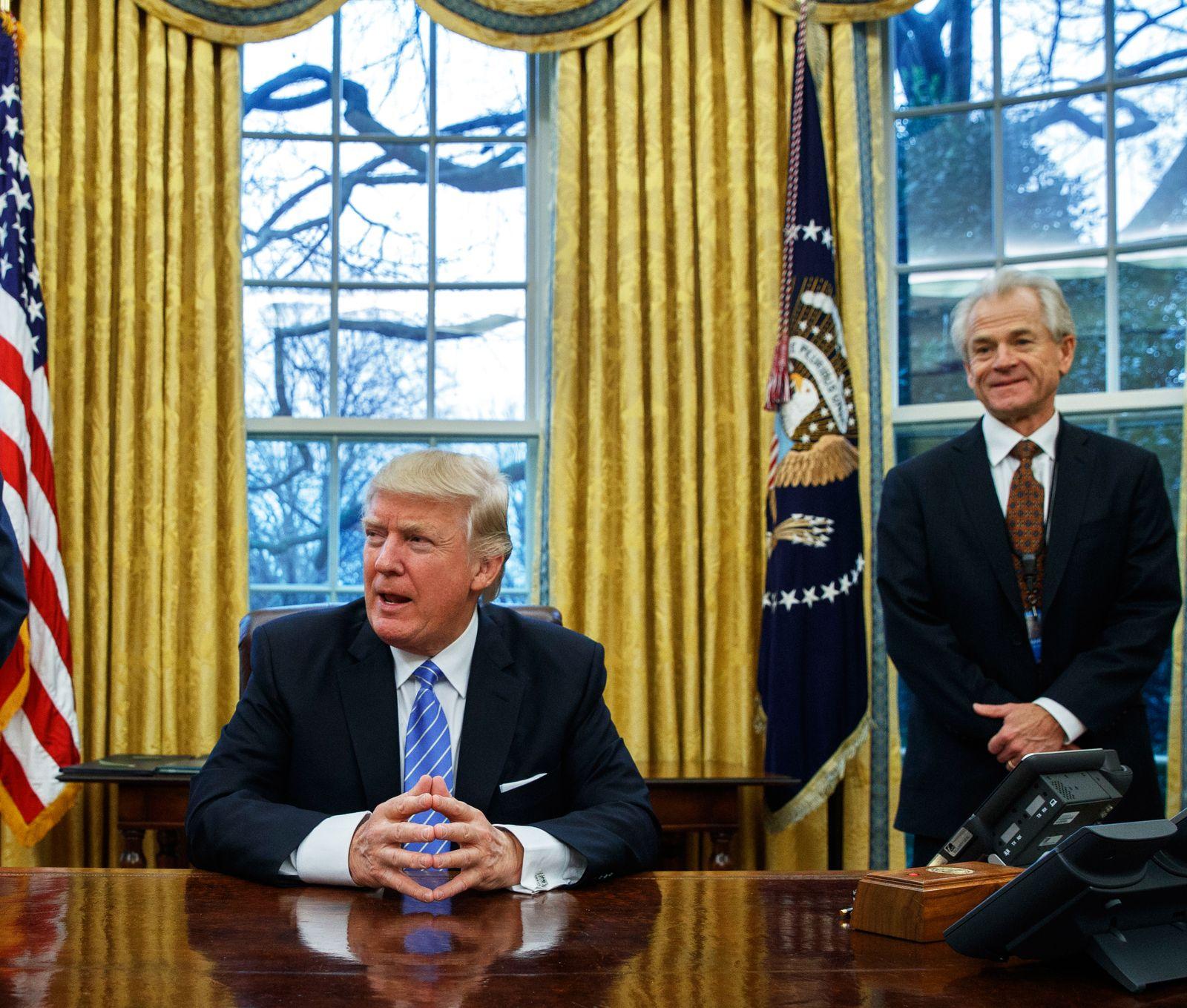 Trump / Peter Navarro