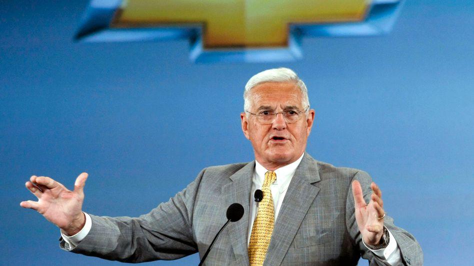 """Autolegende Bob Lutz: """"GM wird Volkswagen und Hyundai einen sehr harten Wettbewerb liefern"""""""