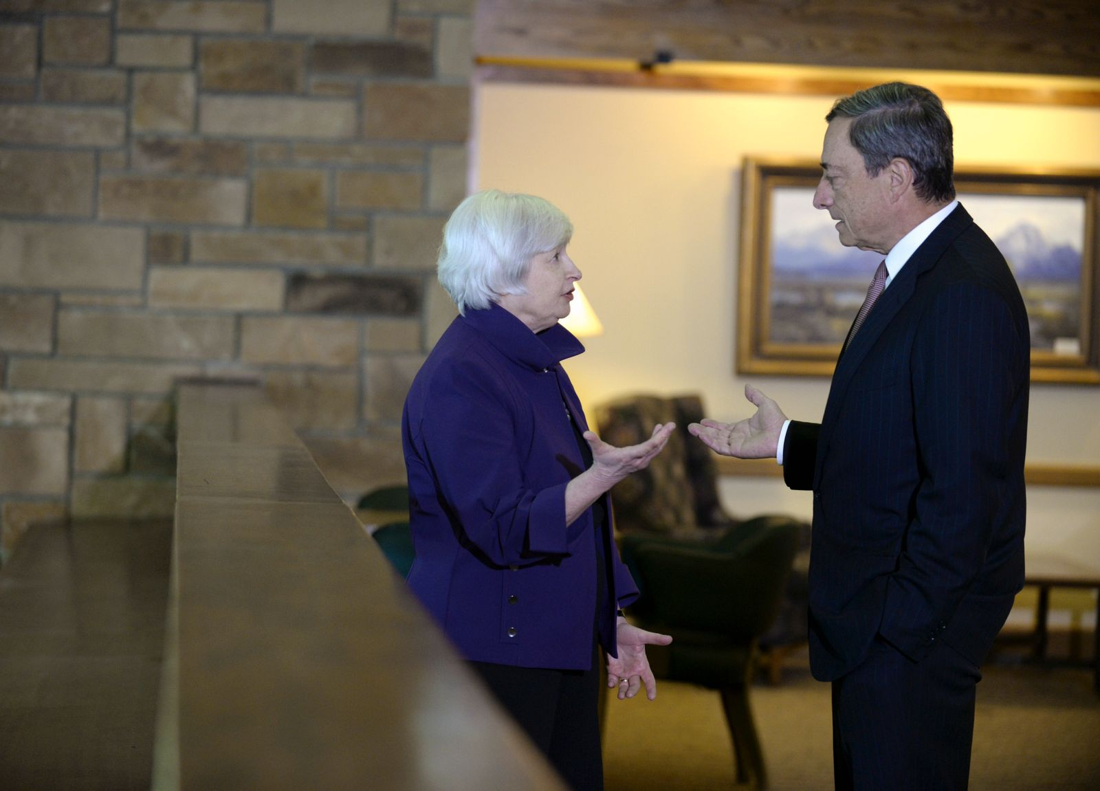 EINMALIGE VERWENDUNG MarkenPartner 29./30.12. / Janet Yellen / Draghi